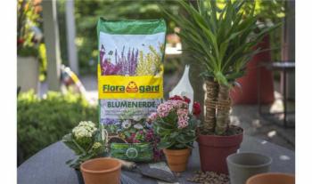 Floragard | Blumenerde | 70 ltr